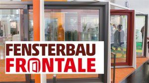 Выставка окон и дверей fensterbau/frontale