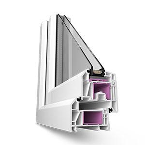 Пластиковые окна Rehau Grazio 70 мм
